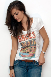 Tricou Le Createur The Shoes