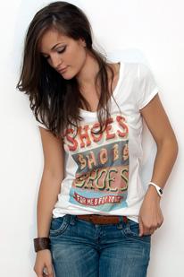 Tricou Le Createur The Shoes