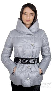 Geaca RVL gri fashion
