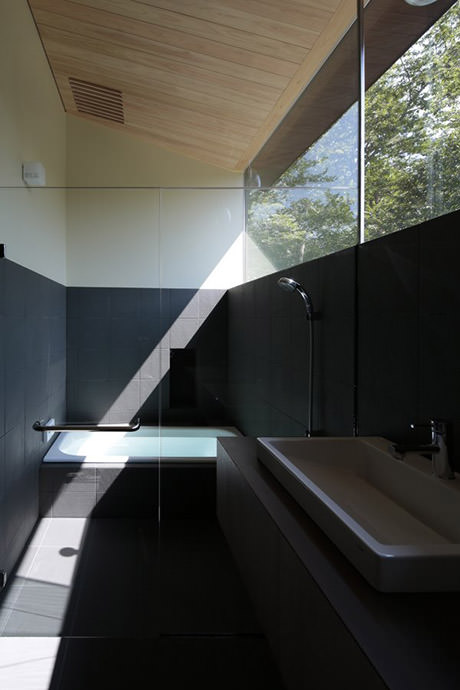 Rooms that follow the landscape - Baie