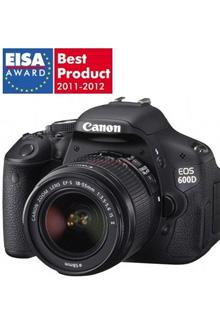 Aparat foto Canon D-SLR EOS 600D