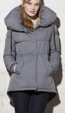 Geaca groasa de iarna femei