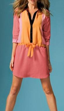 Rochie camasa din voal