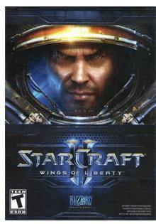Joc PC Starcraft 2