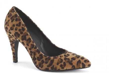 Pantofi imitatie din piele de caprioara