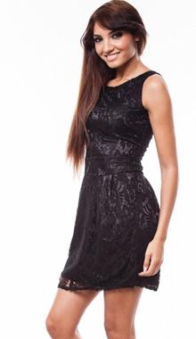 Rochie eleganta din dantela TinaR