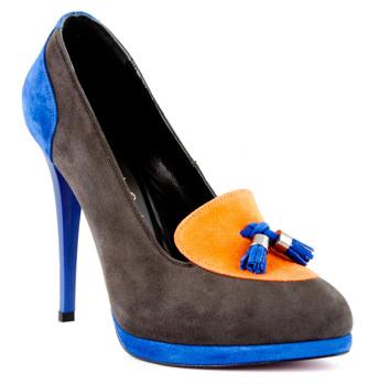 Pantofi Epica gri