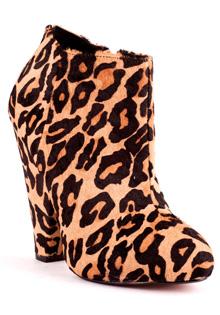 Botine Epica leopard