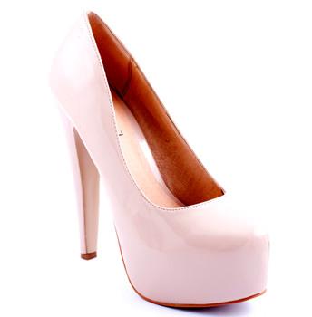 Pantofi Epica bej