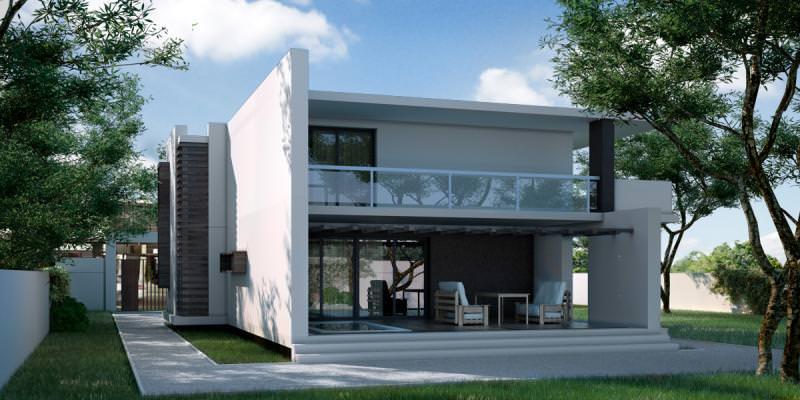 Proiecte case cu etaj Casa Ana 2