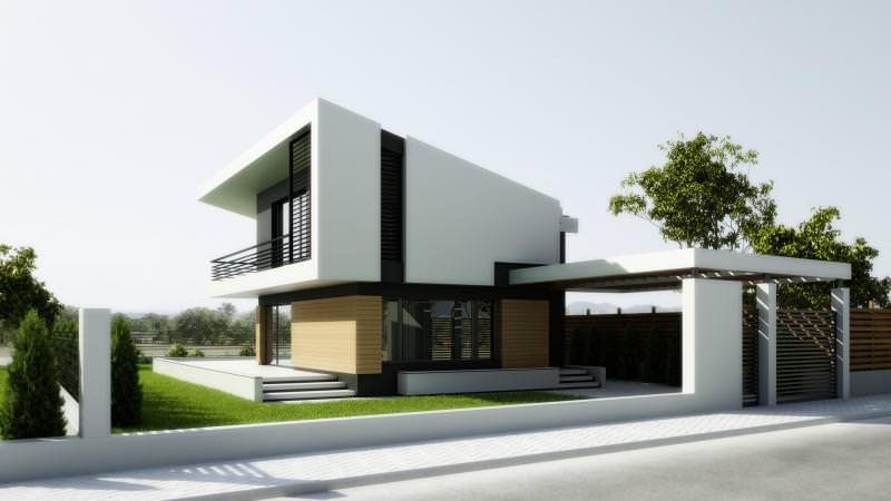 Proiecte case etaj Casa Popa 2