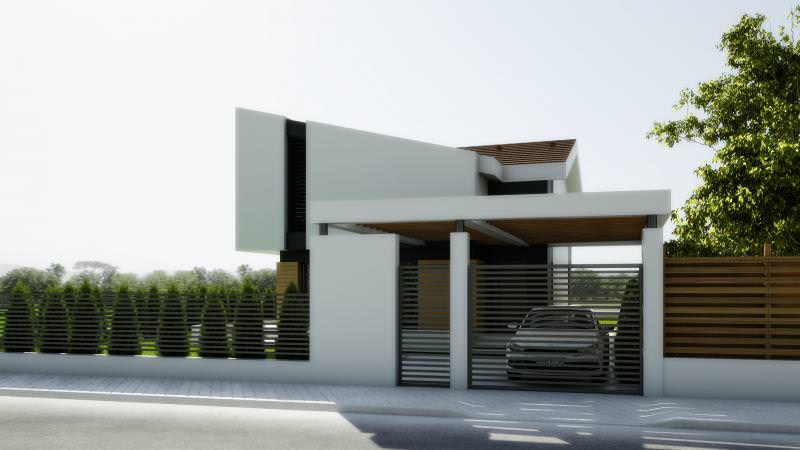 Proiecte case etaj Casa Popa 3