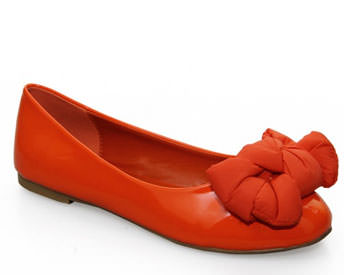 Balerini dama orange Amaris