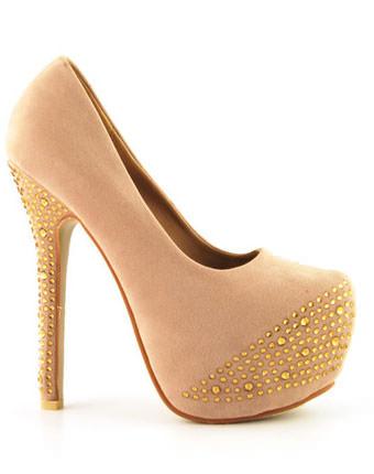 Pantofi Zeus bej