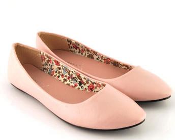 Balerini Lips roz