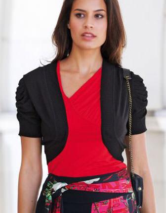 Bolero din tesatura Votre Mode