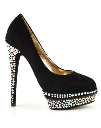 Pantofi Soso negri