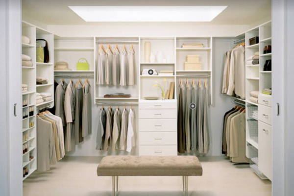 Walk-in closet senzational