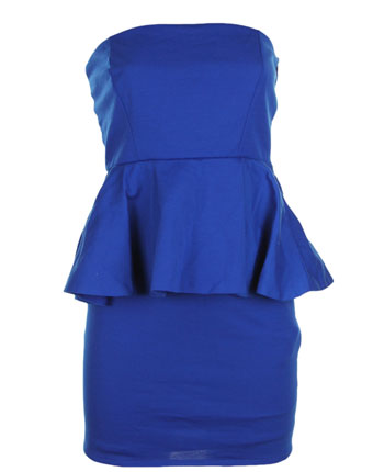 Rochie Zara Rolls albastra