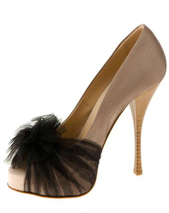Pantofi nude Pinko