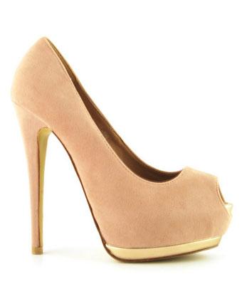 Pantofi Gipsy bej