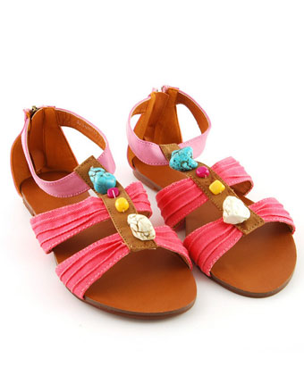 Sandale Roca roz