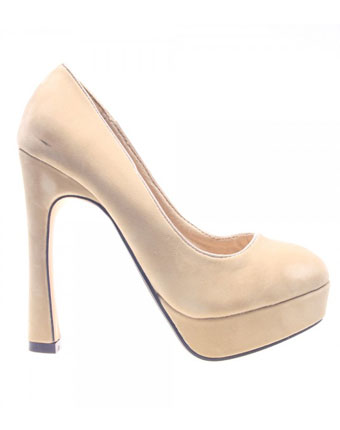 Pantofi dama bej Start