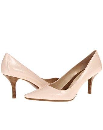 Pantofi nude Calvin Klein