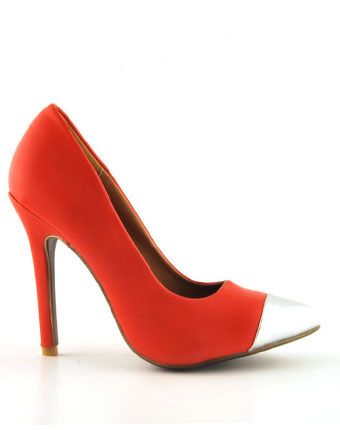 Pantofi Renda rosii