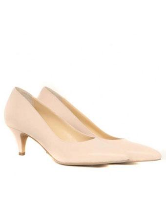 Pantofi de dama little Nude