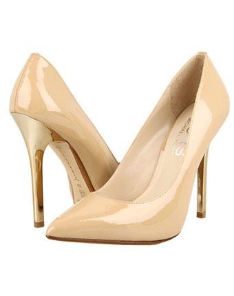 Pantofi nude Michael Kors Aberly
