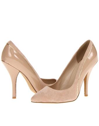 Pantofi nude Type-Z Oberon