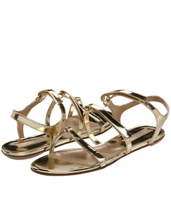 Sandale Michael Kors aurii