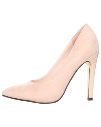Pantofi Ana Lublin Beige
