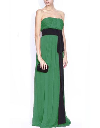 Rochie de ocazie verde Nissa