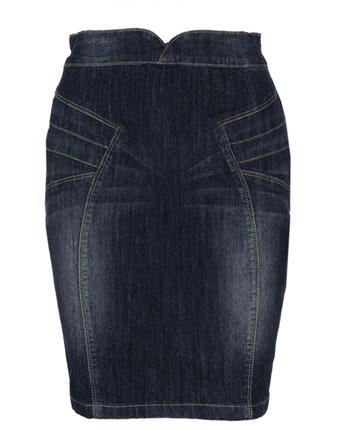 Fusta jeans TinaR
