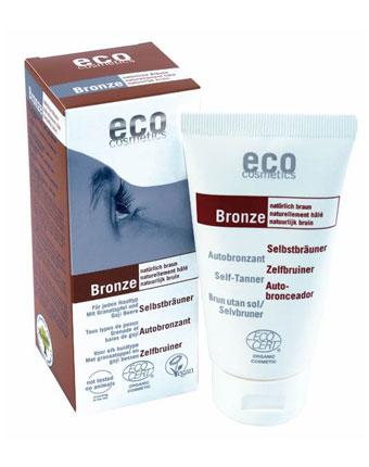autobronzante bune online Crema autobronzanta bio Eco Cosmetics