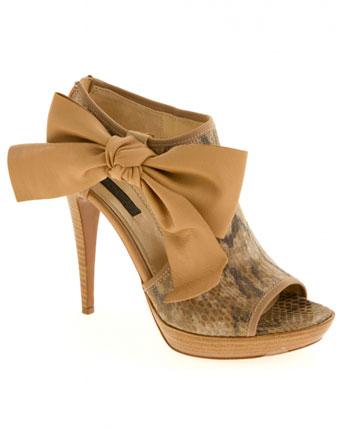 Sandale maro Pinko