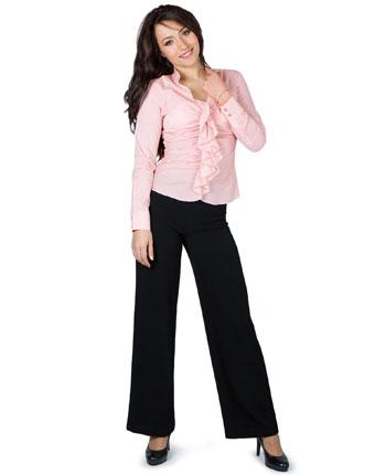 Pantaloni largi eleganti