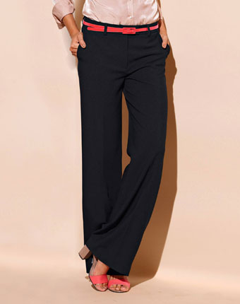 Pantaloni largi dama 3suisses collection