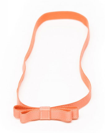 Bandana elastica caramiziu foxy
