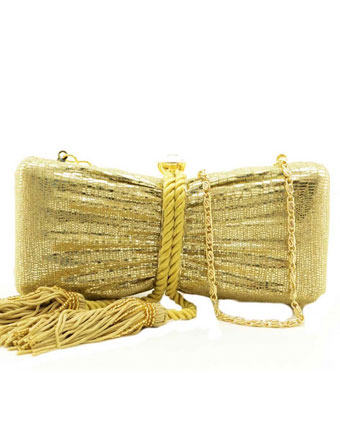 plicuri de dama online Plic auriu cu ciucuri