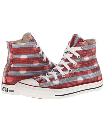 Tenisi Converse Chuck Taylor All Star Printed Canvas Hi