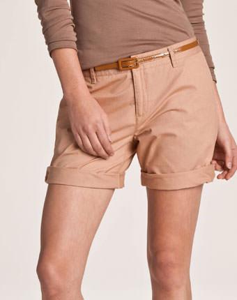 Pantaloni scurti slack pentru femei