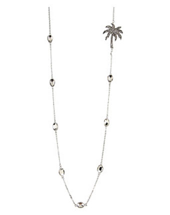 Colier Juicy Couture Shoreline Shades Palm Tree Station