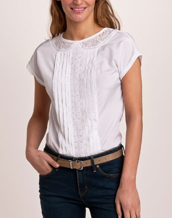 Bluza cu maneca scurta pentru femei