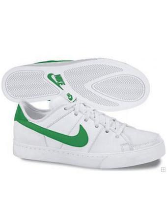 Adidasi Nike barbati alb cu verde