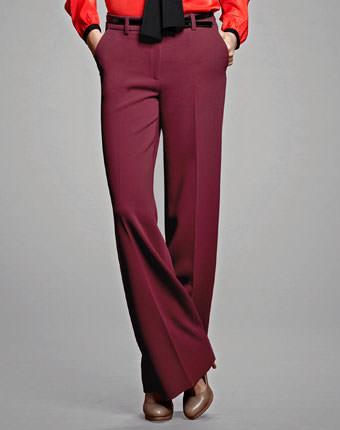 Pantaloni largi pentru femei premium