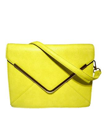 Poseta Yellow pastel