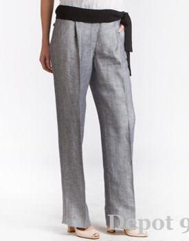 Pantaloni gri Depot 96